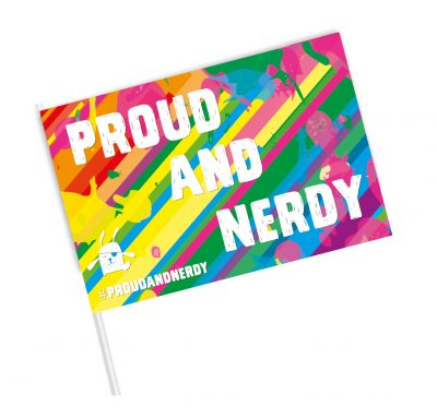 Proud and Nerdy